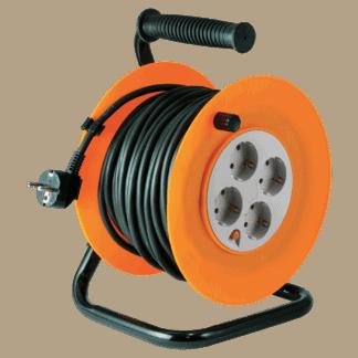 Prijenosni kabel na namatanje 25m
