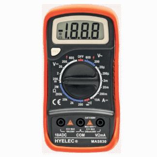 SMA 830 digitalni multimetar