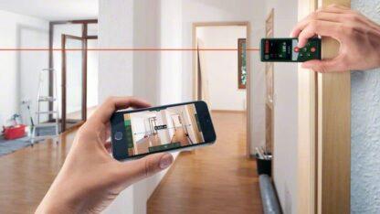 BOSCH digitalni laserski daljinomjer PLR 30 C