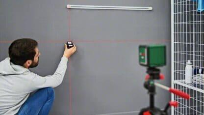 BOSCH križni laserski nivelir Quigo Plus