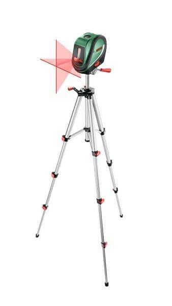BOSCH križni laserski nivelir UniversalLevel 2 Set