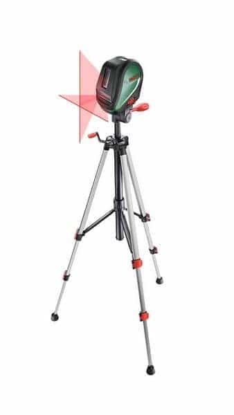 BOSCH križni laserski nivelir UniversalLevel 3 Set
