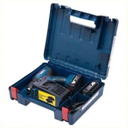 BOSCH aku bušilica-izvijač GSR 180-LI 2xAku 18V 2,0Ah + kovčeg
