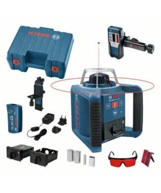 BOSCH građevinski laser GRL 300 HV + kovčeg