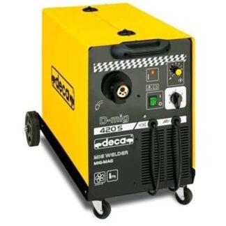 DECA aparat za zavarivanje D-MIG 420S 200A