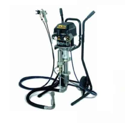 WAGNER visokotlačna klipna pumpa LEOPARD 35-70 AG 14 AL