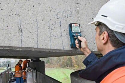 BOSCH digitalni detektor Wallscanner D-tect 150 SV