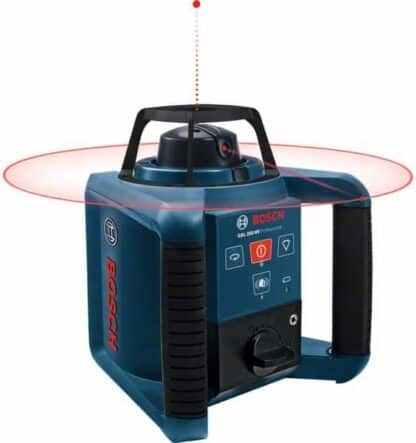 BOSCH građevinski laser GRL 250 HV + kovčeg