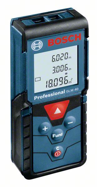 BOSCH digitalni laserski daljinomjer GLM 40