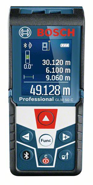 BOSCH digitalni laserski daljinomjer GLM 50 C