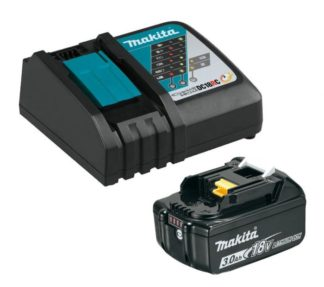 MAKITA aku set 1x18V 3,0Ah + DC18RC 191A24-4