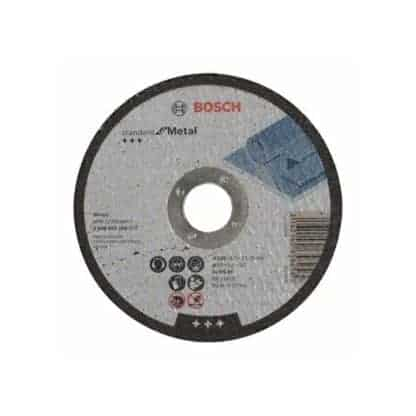 BOSCH rezna ploča za metal ravna Standard 125×2,5 mm