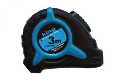 KING metar potezni s kočnicom 3 m