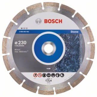 BOSCH dijamantna rezna ploča 230×22,23 mm