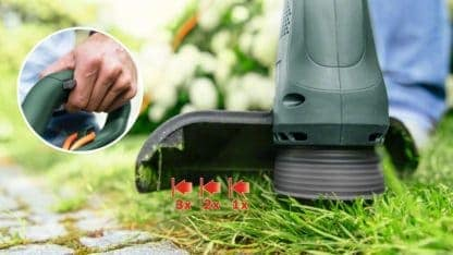 BOSCH električni trimer za travu EasyGrassCut 23