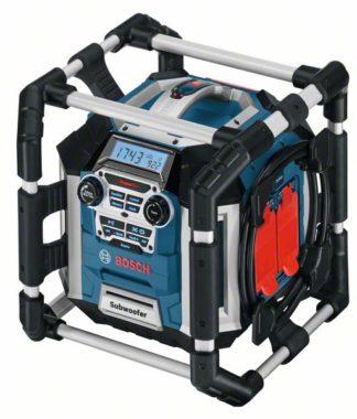 BOSCH aku bluetooth radio-punjač GML 50 14,4 – 18V