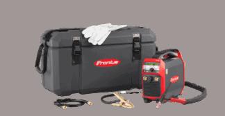 FRONIUS aparat za zavarivanje TRANSTIG 210 EF set