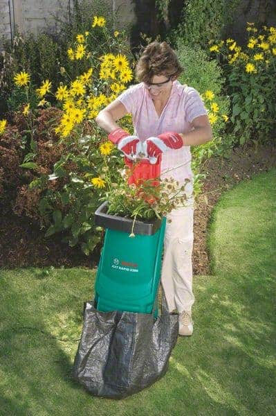 BOSCH sjeckalica vrtnog otpada AXT Rapid 2000