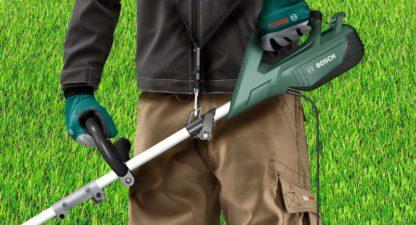 BOSCH električni trimer za travu AFS 23-37