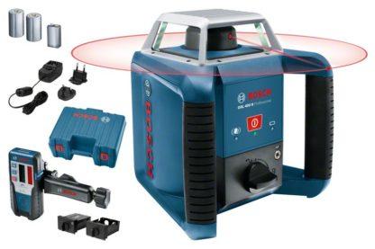 BOSCH građevinski laser GRL 400 H + kovčeg