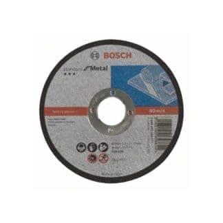 BOSCH rezna ploča za metal ravna Standard 115×2,5 mm