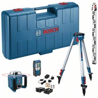 BOSCH građevinski laser GRL 400 H + BT 170 HD + kovčeg