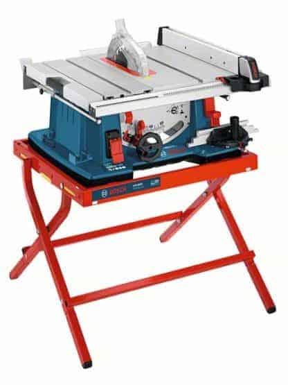 BOSCH stolna pila GTS 10 XC + radni stol GTA 6000