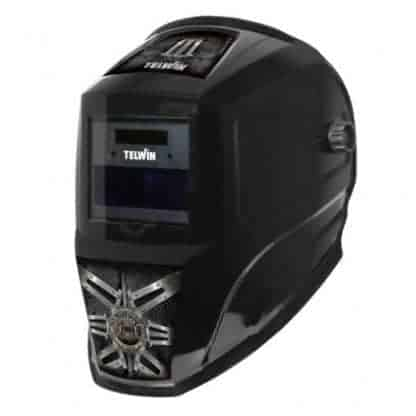 TELWIN fotoosjetljiva maska za zavarivanje TAURUS METAL 804094