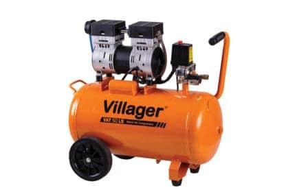 VILLAGER tihi kompresor VAT 50 LS