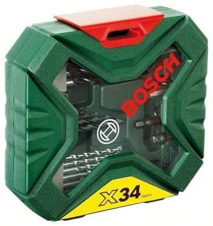 BOSCH 34-dijelni X-Line Classic set