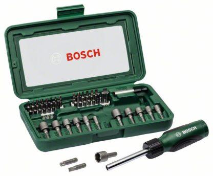 BOSCH 46-dijelni set izvijača