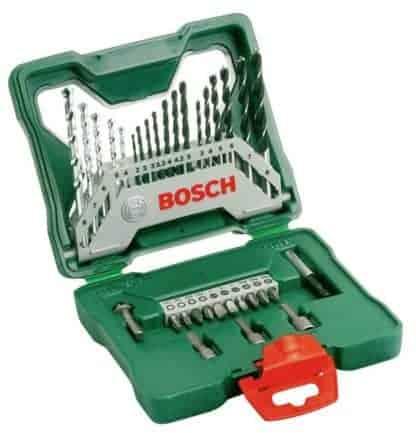 BOSCH 33-dijelni X-Line set