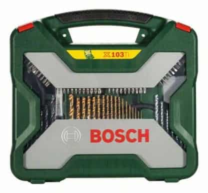 BOSCH 103-dijelni X-Line Titanium set