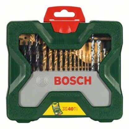 BOSCH 40-dijelni X-Line Titanium set