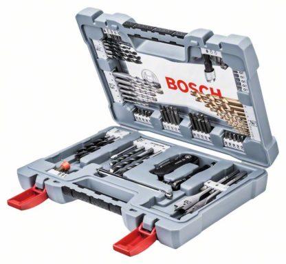 BOSCH 76-dijelni Premium X-Line set svrdla i bitova izvijača