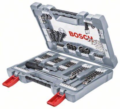 BOSCH 105-dijelni Premium X-Line set svrdla i bitova izvijača