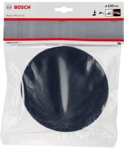 BOSCH brusni tanjur s čičak prihvatom 125 mm