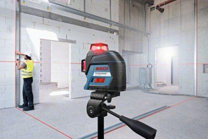 BOSCH laserski nivelir GLL 3-80 + stativ
