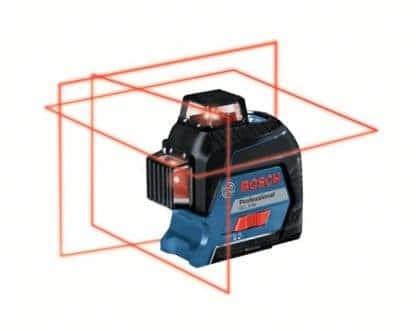 BOSCH laserski nivelir GLL 3-80