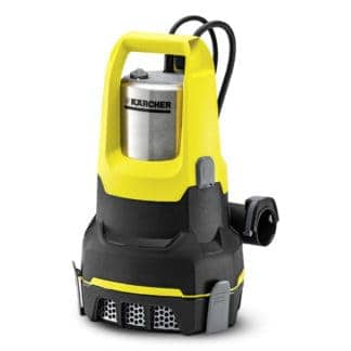 Kärcher potopna pumpa s niskim usisom za čistu vodu SP 6 inox