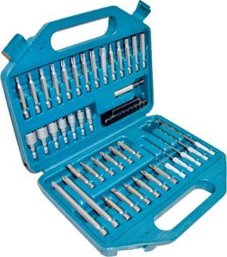 MAKITA 43-dijelni set bitova i nasadnih ključeva P-45272