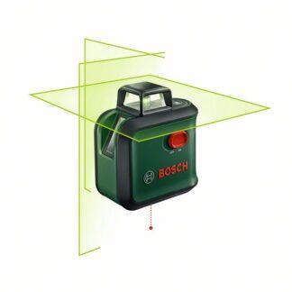 BOSCH laserski nivelir AdvancedLevel 360