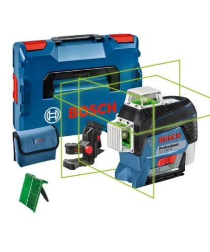 BOSCH laserski nivelir GLL 3-80 CG + BM1 + L-BOXX
