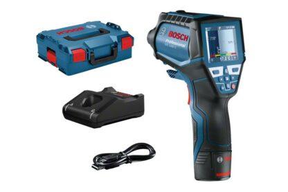 BOSCH termodetektor GIS 1000 C 1xAku 12V 2,0Ah + L-BOXX