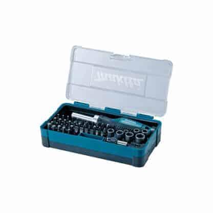 MAKITA 47-dijelni set nasadnih ključeva i bitova B-36170-10