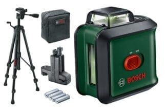 BOSCH laserski nivelir UniversalLevel 360 Premium Set