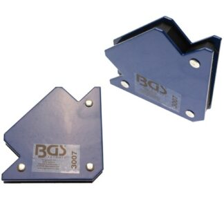 BGS magnetni držač kutni do 11KG 3007