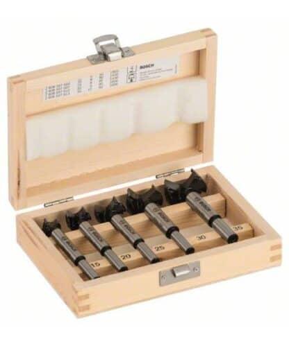 BOSCH 5-dijelni set karbidnih svrdla za drvo