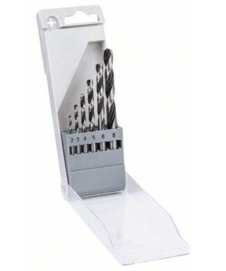 BOSCH 6-dijelni set PointTeQ svrdla za metal HSS