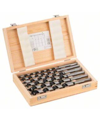 BOSCH 6-dijelni set zmijolikih svrdla za drvo